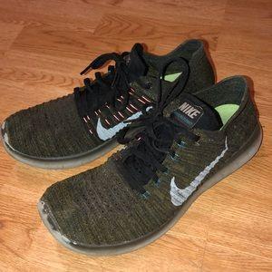 Nike free RN flyknit men's